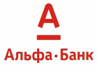 альфабанк лого