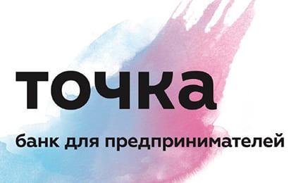 точка банк логотип