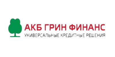 Логотип грин финанс